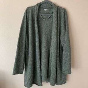 J. Jill wool/cashmere cardigan